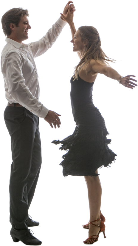 couple dancing all styles